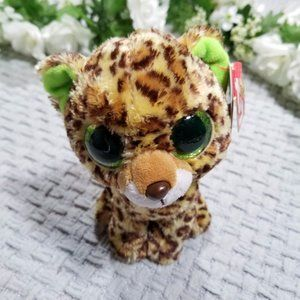 Mix n' Match 3/$18 Beanie Boo Speckles the Leopard